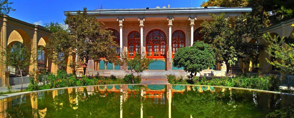 عمارت مسعودیه، بهارستان