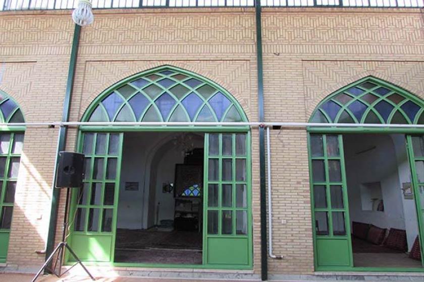 مسجد لرد آسیاب یزد