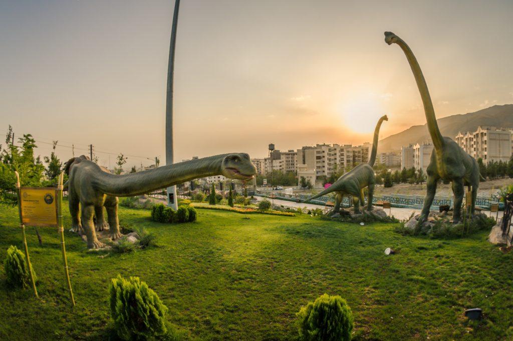ژوراسیک پارک تهران