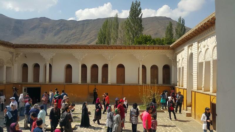 موزه نیما یا همان خانه نیما یوشیج