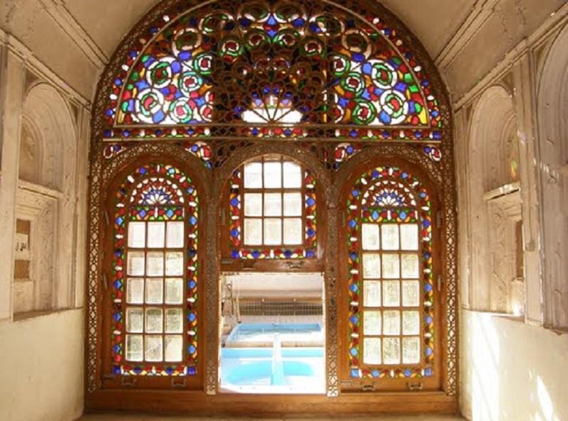 خانه رسولیان در یزد