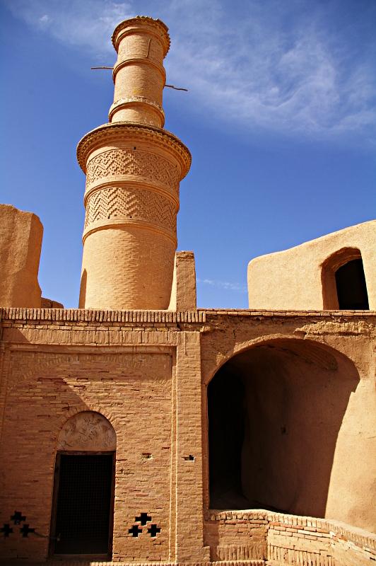 مسجد جامع خرانق یزد