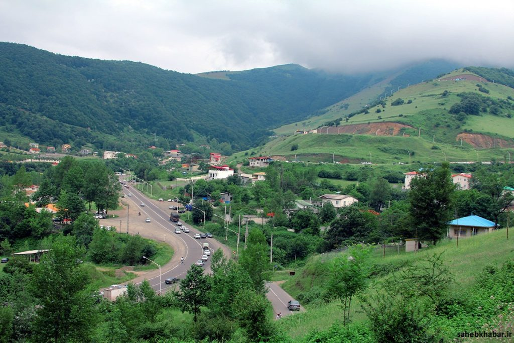 روستای دربند
