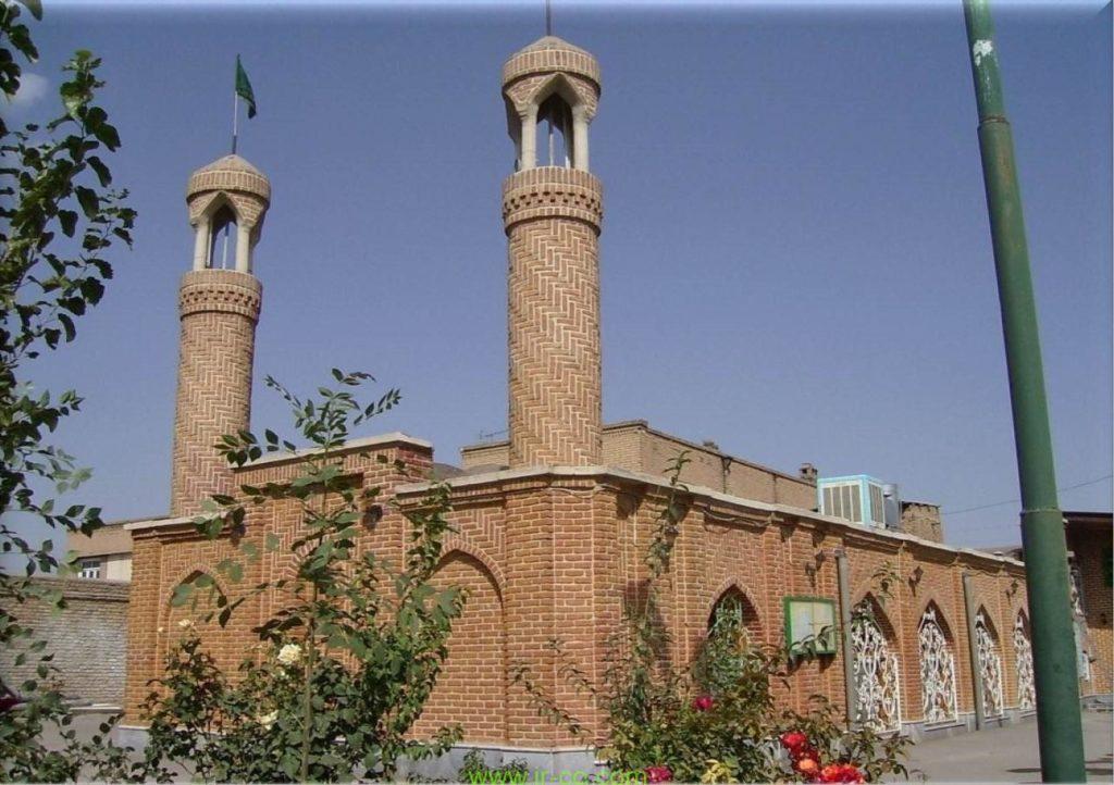 امامزاده جمال در شهر تبریز
