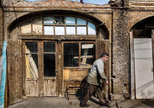 محلۀ دوهچی یا شتربان در شهر تبریز