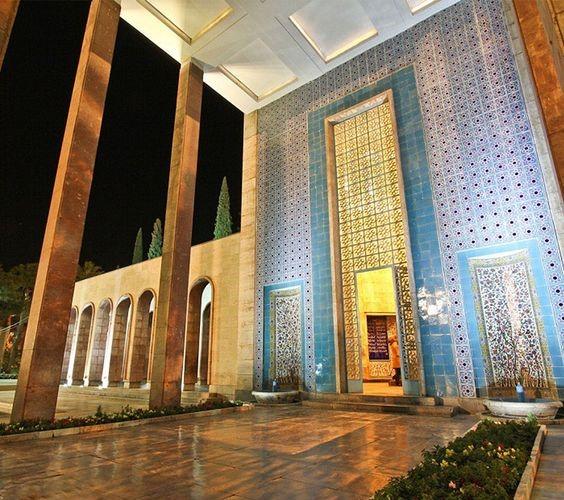 سعدیه ؛ آرامگاه سعدی شاعر برجستۀ ایران زمین در شیراز - مجله گردشگری میزبون