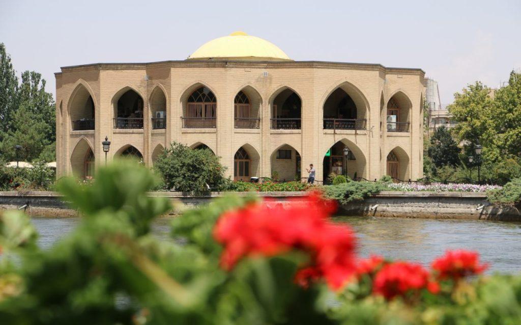عمارت ائل گلی در شهر تبریز