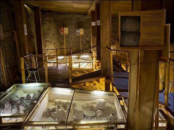 موزه عصر آهن در شهر تبریز