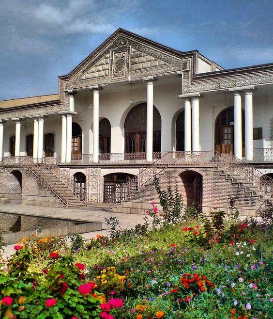 موزه قاجار در شهر تبریز
