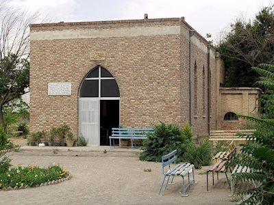 کلیسای ننه مریم در شهر تبریز