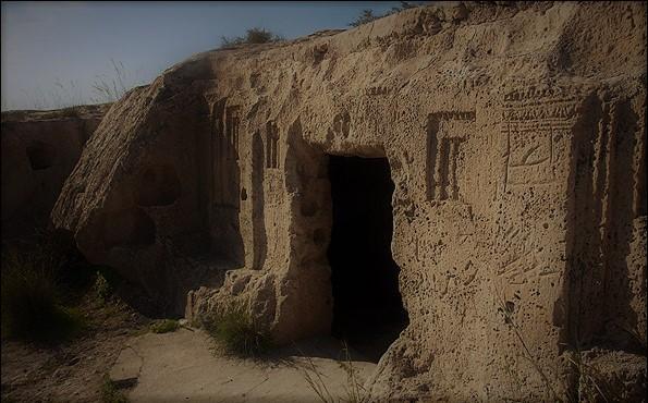 گور معبدهای پالمیران
