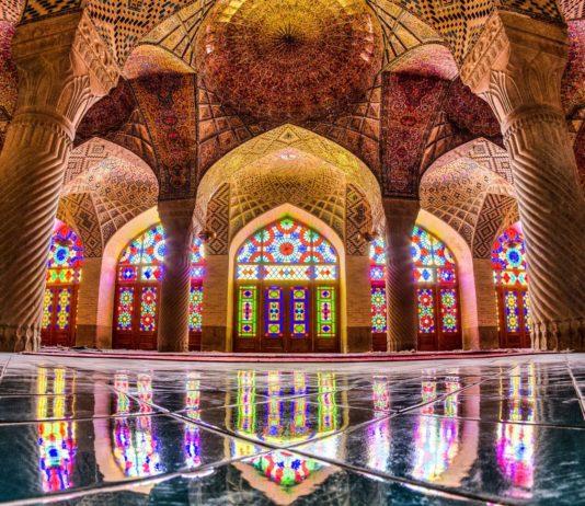 مسجد نصیرالملک شیراز