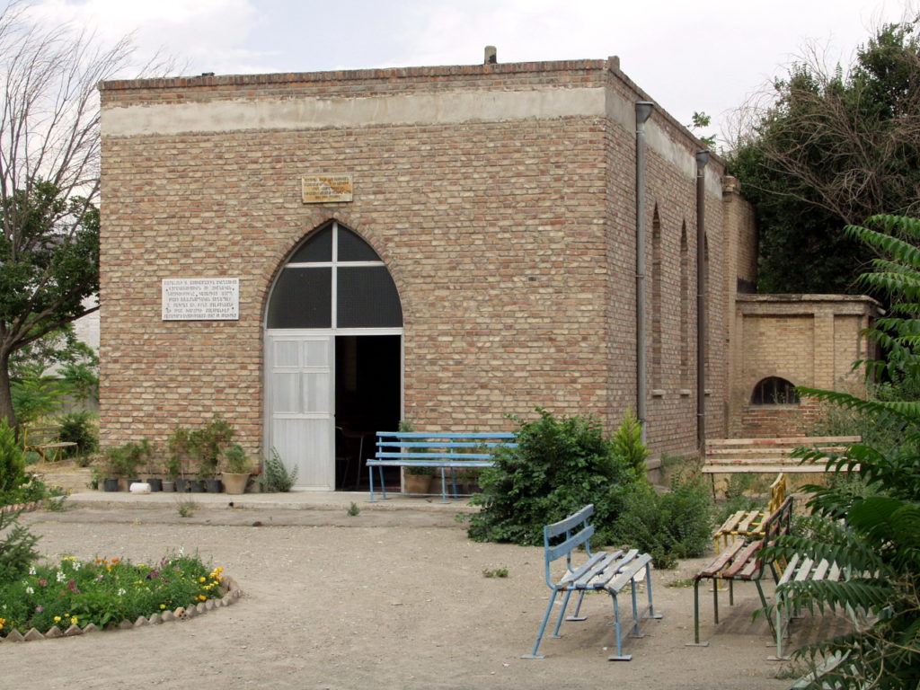 کلیسای ننه مریم در محلۀ مارالان در شهر تبریز