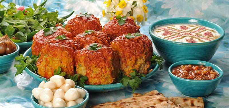 خوشمزهترین غذاهای تبریز ...