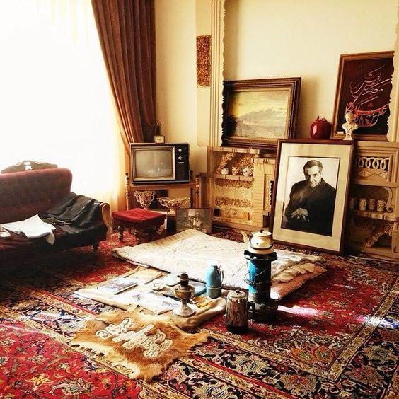 خانۀ استاد شهریار