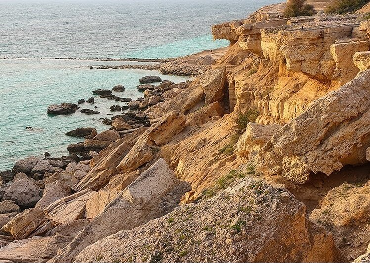جزیره خارک سراسر شگفتی و زیبایی طبیعی