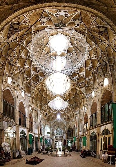 بازار بزرگ شهر تبریز