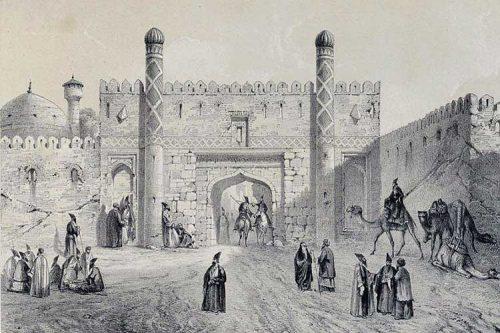 دروازههای تاریخی در شهر تبریز