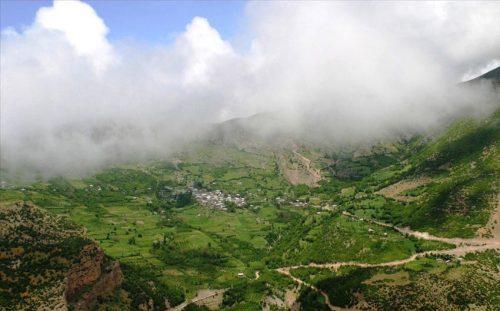 منطقۀ اشکورات در عروس شهرهای ایران رامسر زیبا