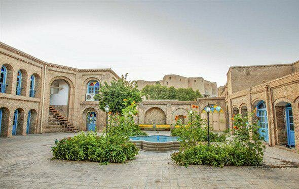 خانه آخوند ابو در شهر خرمآباد
