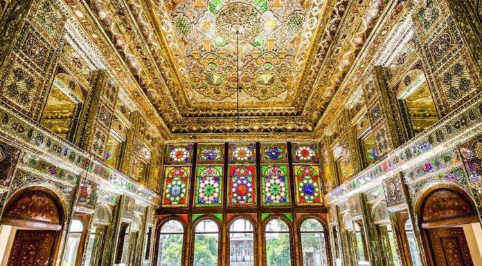 خانه زینتالملوک در شهر شیراز