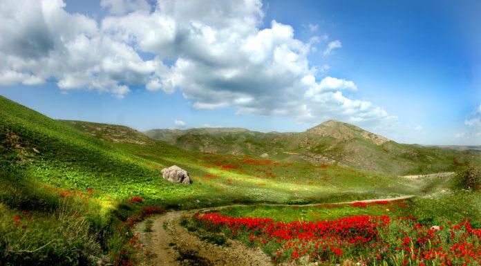 روستاهای اطراف مشهد