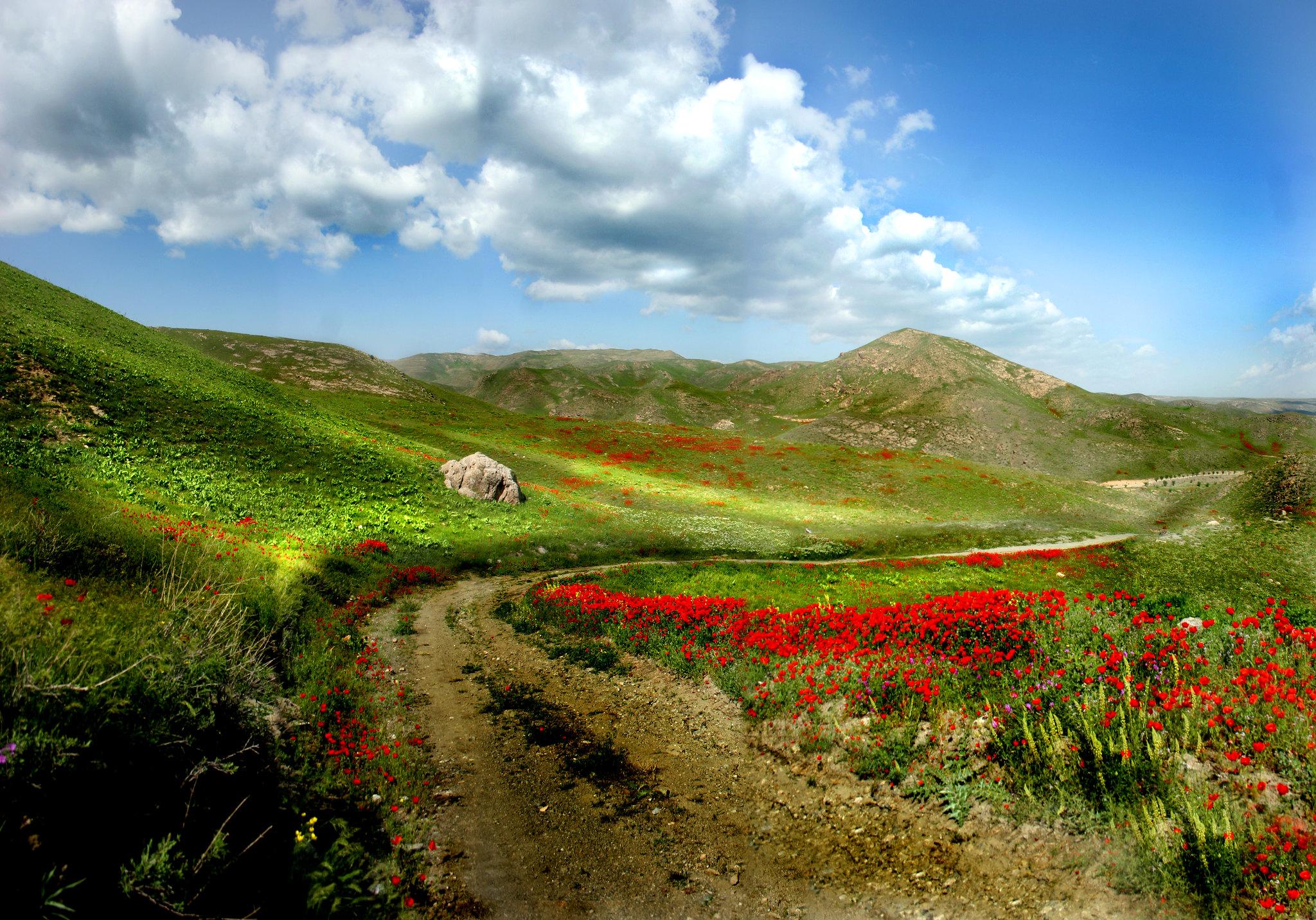روستاهای اطراف مشهد ؛ معرفی ۵ روستای تماشایی در حوالی مشهد