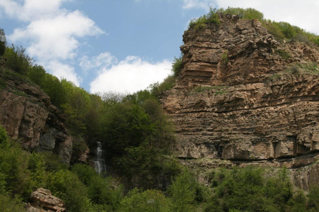 روستای هریجان یکی از جاذبههای گردشگری کلاردشت