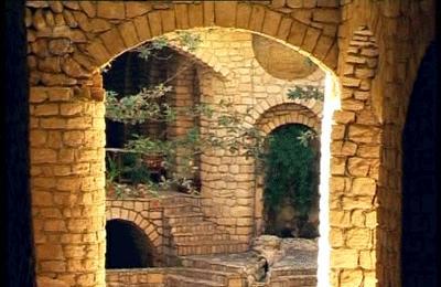 پایاب کیش یادگاری از ایران باستان