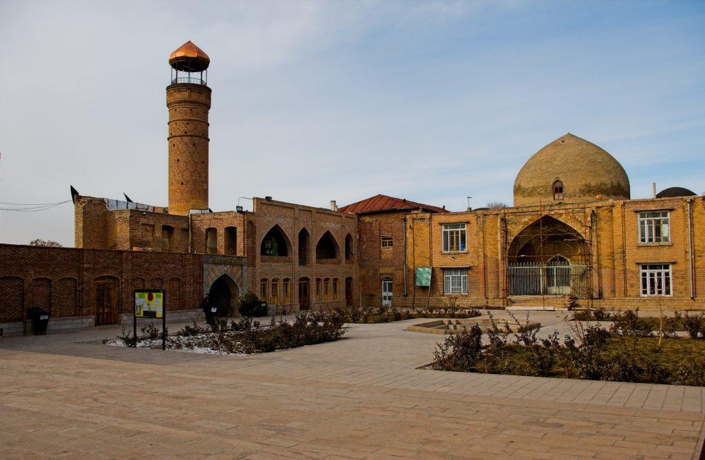 امامزاده سید حمزه در شهر تبریز