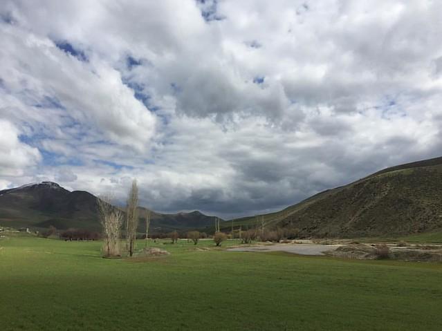 روستای کندلان شهرستان سقر در استان کردستان