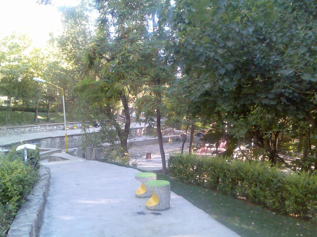 پارک جنگلی سرچشمه
