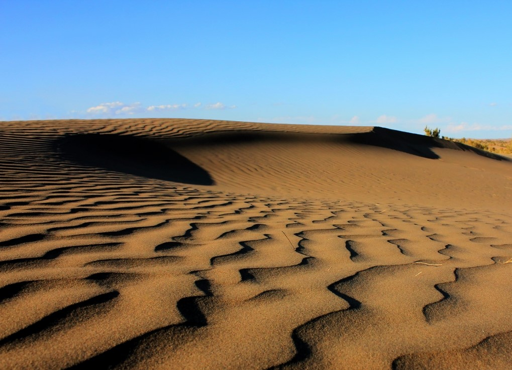 کویر مصر: روستایی کویری در استان اصفهان