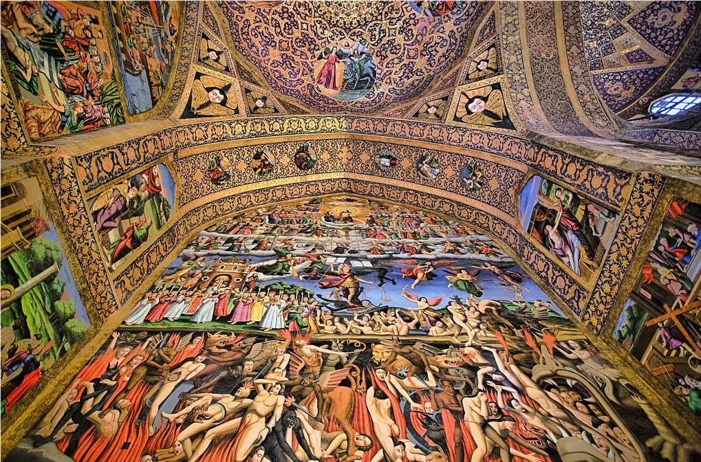 کلیسای وانک در شهر اصفهان