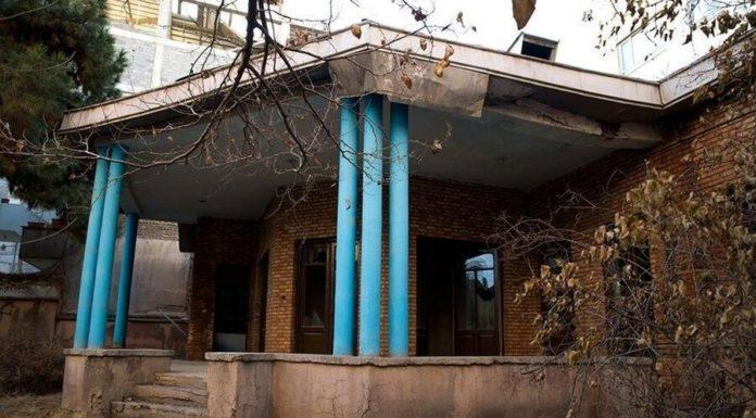 خانه نیما یوشیج