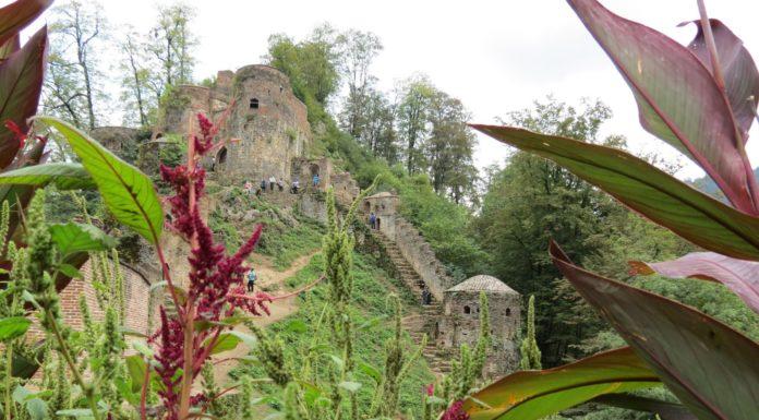 قلعه رودخان در استان گیلان