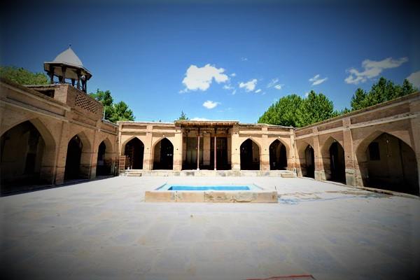 مسجد جامع خوانسار در قلب شهر