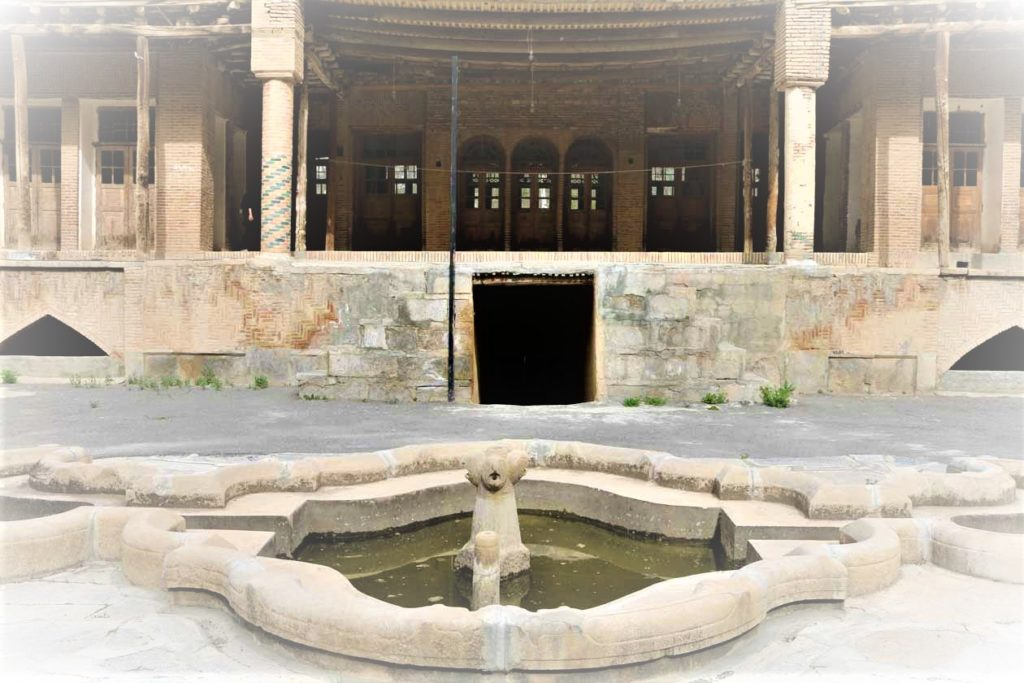 خانۀ تاریخی حبیبیها در شهر خوانسار