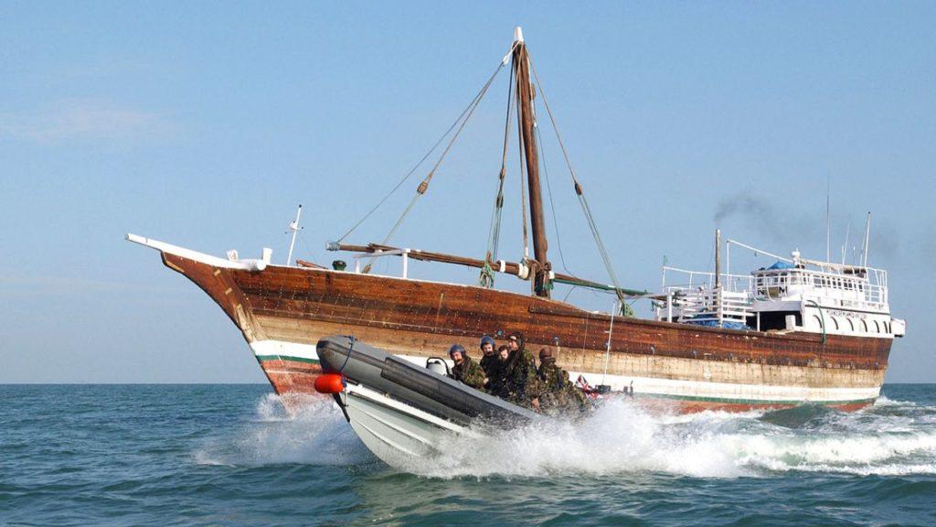 قایقهای ماهیگیری