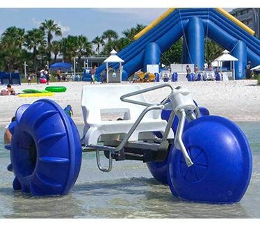 سهچرخههای آبی