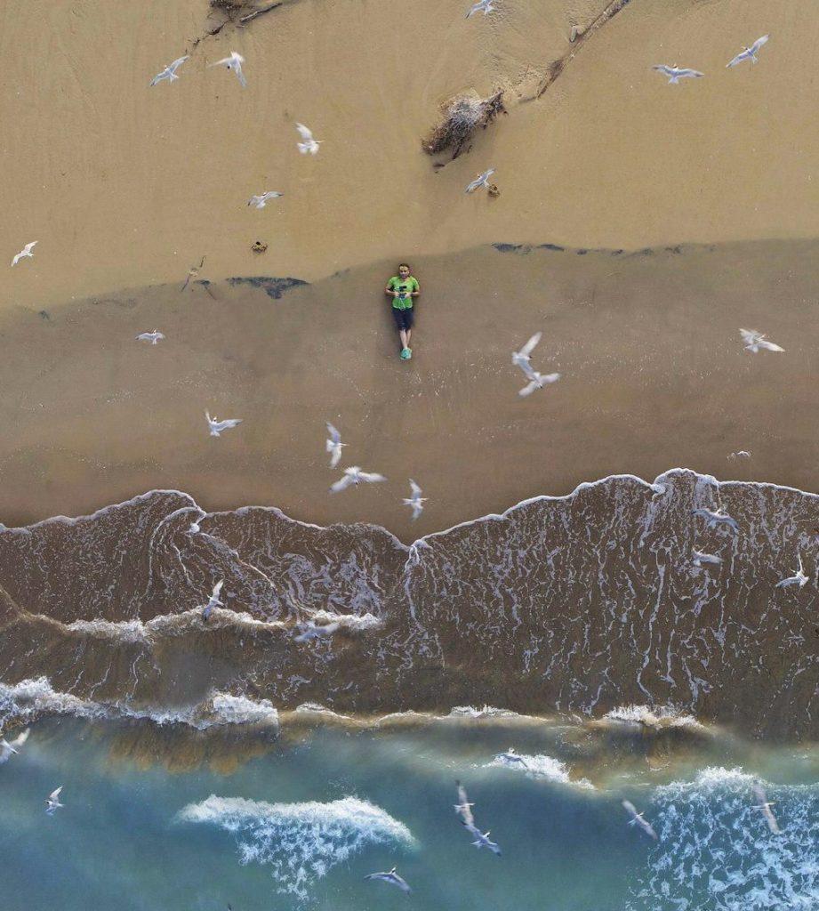 جذابیت و شکوه منحصر به فرد آبهای خلیج فارس در بندر کنگان