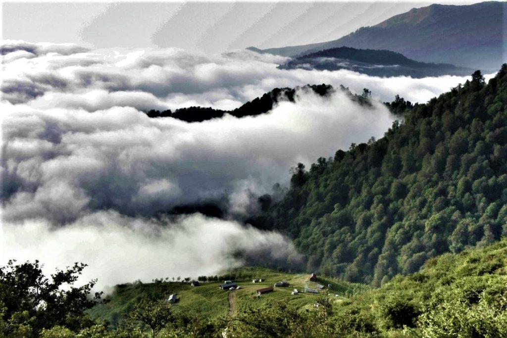 منطقۀ ییلاقی و جذاب اولسبلنگاه زیبا، مظهر طراوت و شکوه