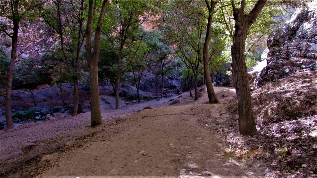 روستای ییلاقی و تاریخی اخلمد در حوالی شهر تماشایی مشهد
