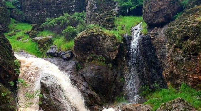 طبیعت بینظیر مخمل کوه در استان لرستان در حوالی شهر خرمآباد