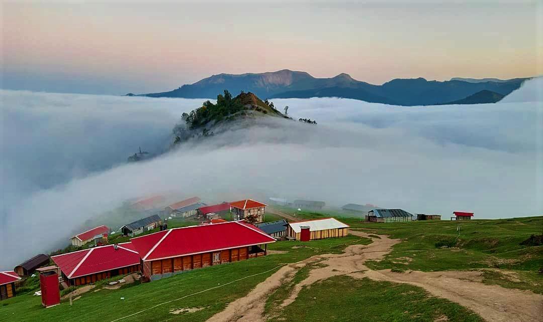 اولسبلنگاه ، روستایی چشمنواز و دلبرانه در استان گیلان