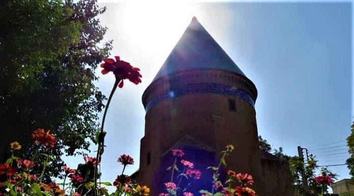 آرامگاه حمدالله مستوفی در شهر قزوین