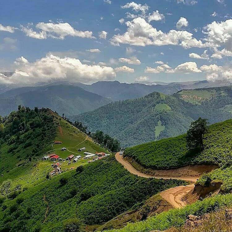 روستای ییلاقی اولسبلنگاه