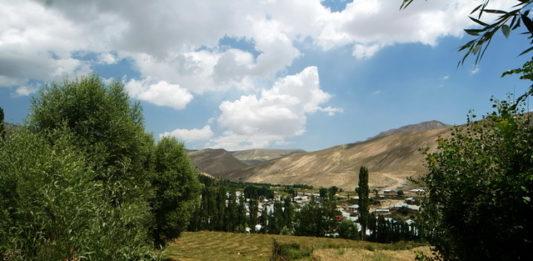 روستای لزور - تهران
