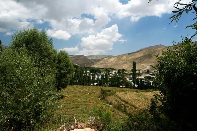 روستای لزور بزرگترین روستای تهران