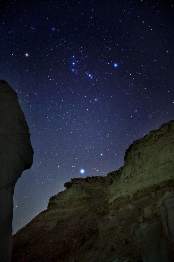 درۀ ستارگان در جزیرۀ جذاب و تماشایی قشم، شاهکار خاک و باد و آب بر پهنۀ زمین